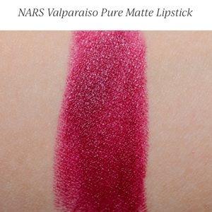 Pure matte nars lipstick